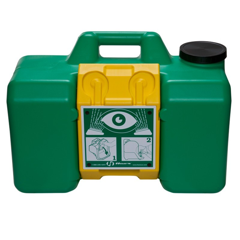 Portable Gravity Fed Eyewash Model: EU-7501
