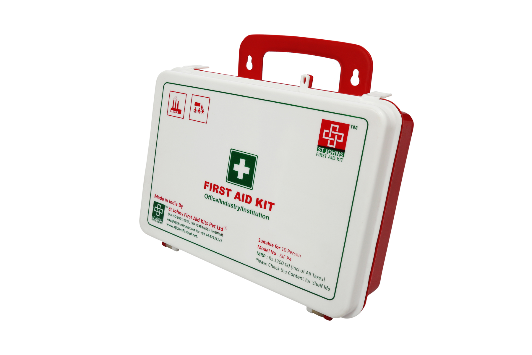 Workplace First Aid Kit Medium