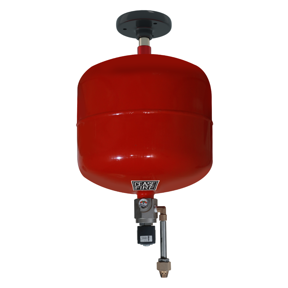 Atom X Pre- Engineered Retrofittable Fire Suppression System