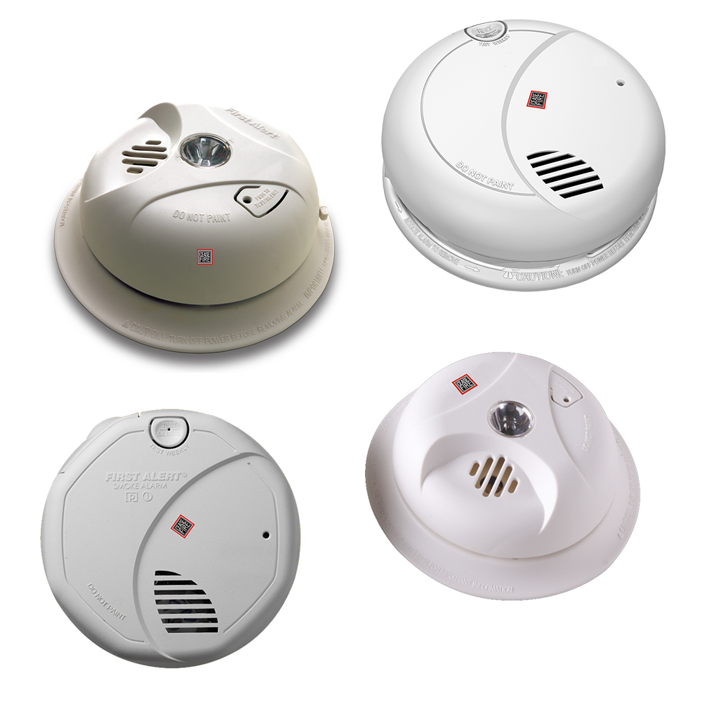 Standalone Smoke Alarms