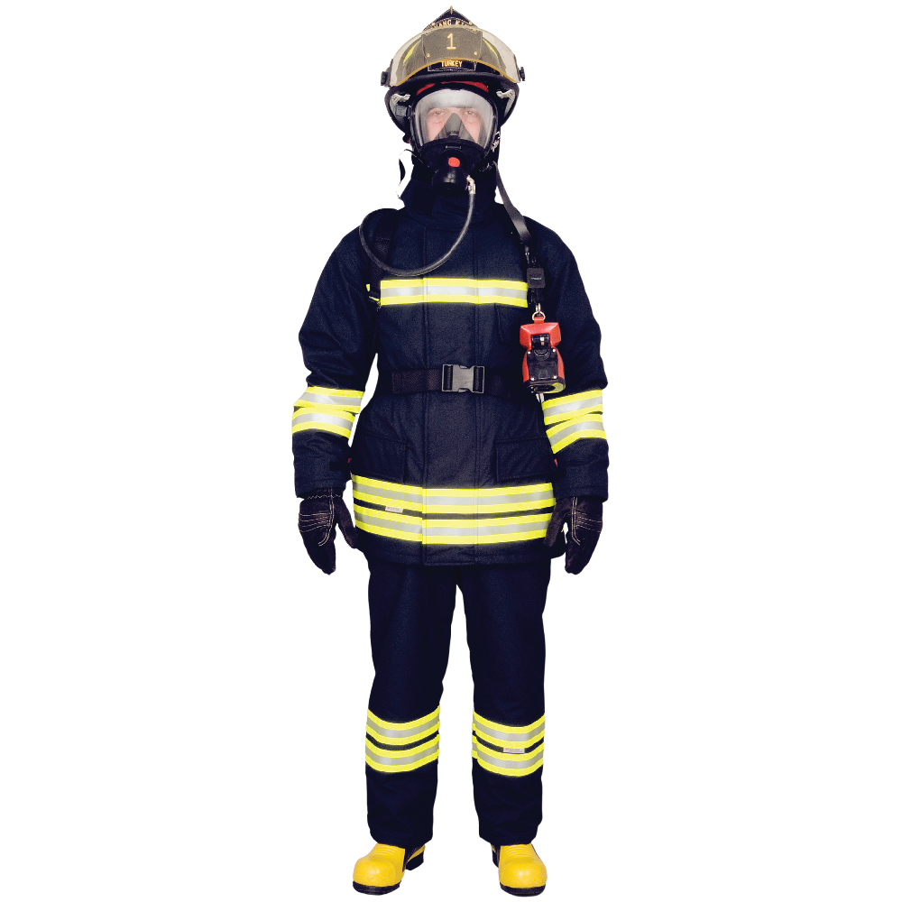 CeaseFire Industrial Fire Suits