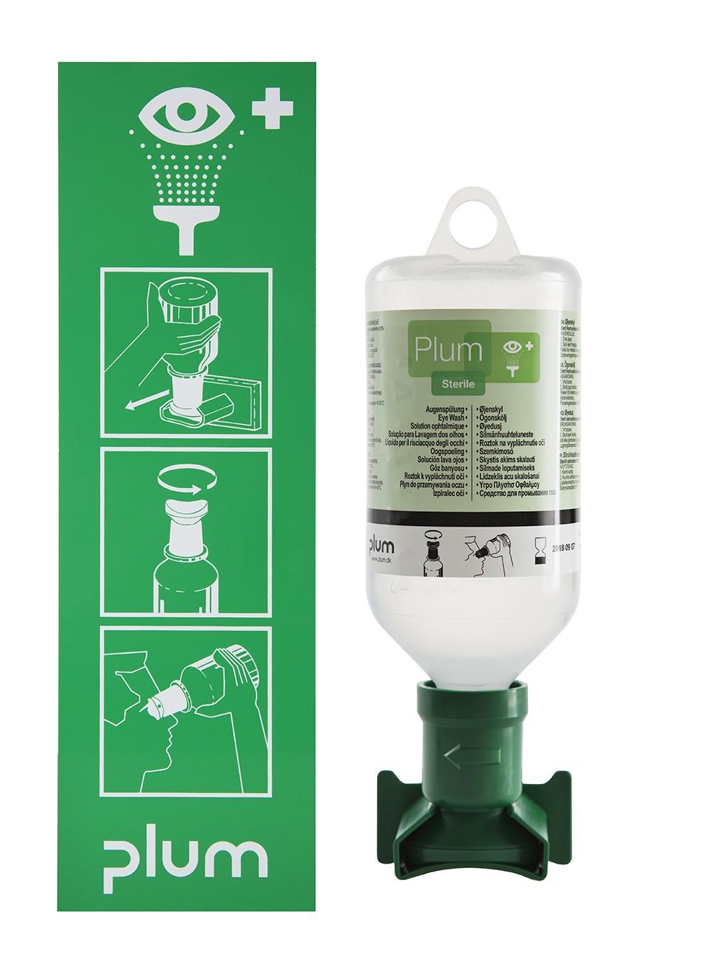 500 ml eye wash bottle Model: 7516