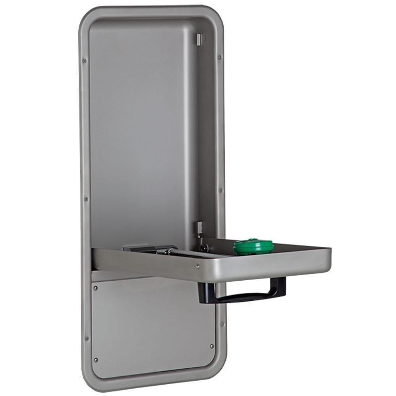 AXION� MSR Barrier-Free Recessed Eye/Face Wash Model: EU-7656WCC