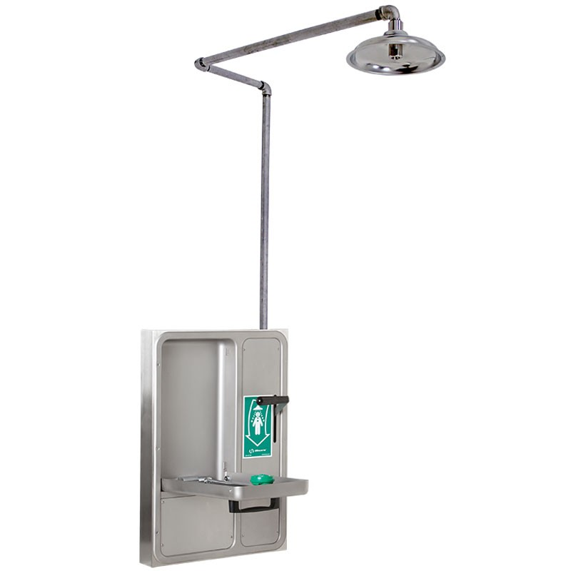 AXION� MSR Surface Mount Shower and Eye/Face Wash Model: EU-8356WCSM