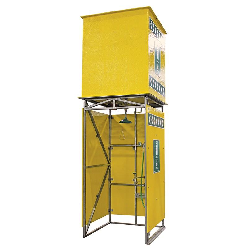 Indoor Gravity Fed Shower Model: EU-8770