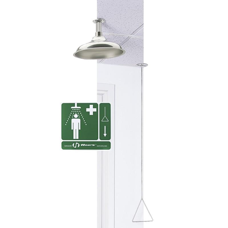AXION� MSR Emergency Drench Shower Model: EU-8163
