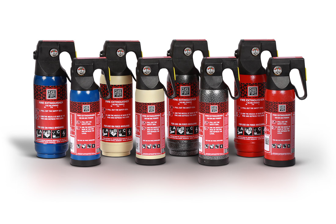 Home and Car-Fire-Extinguishers-Classic-Range